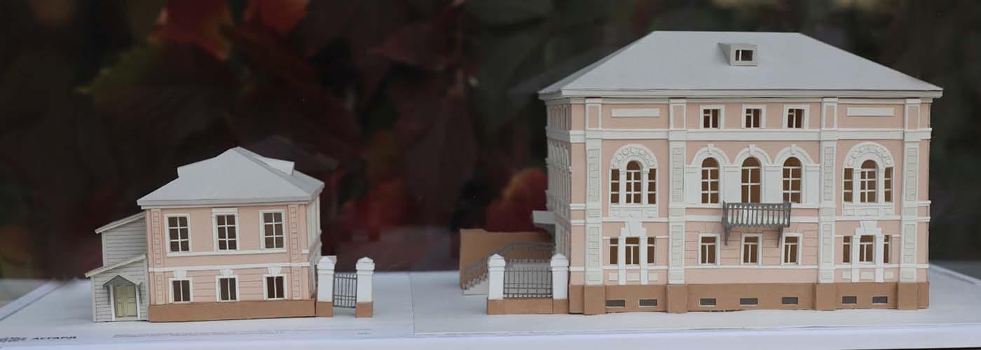 Нижегородский музей Добролюбова закрыт для посетителей в связи с ремонтными работами