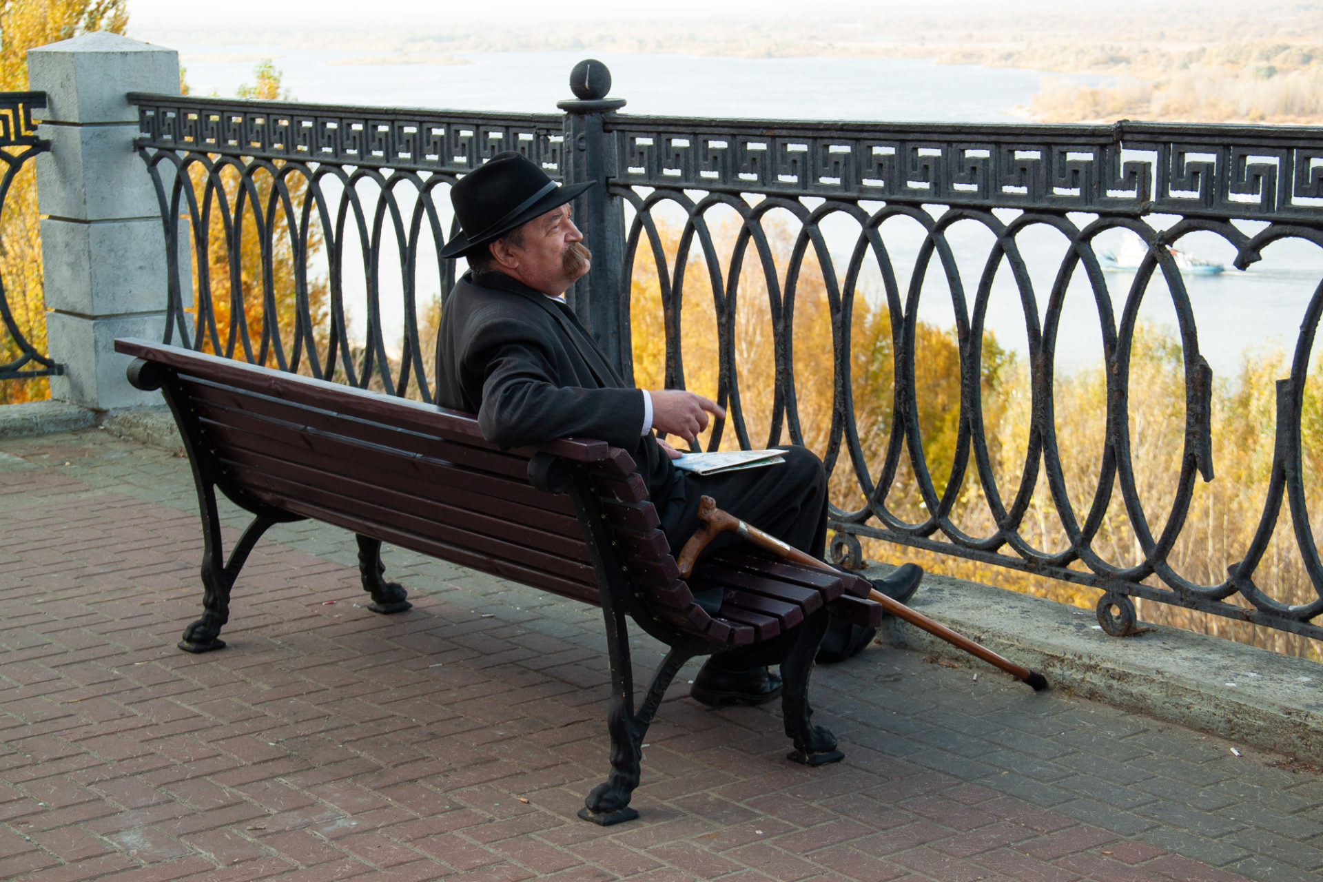 Нижегородский театр «Комедiа» запустил цикл онлайн-экскурсий «Горький среди нас»