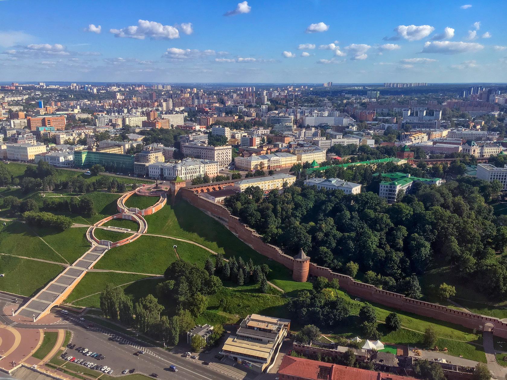Авторский интернет-проект «История Нижегородская» стартовал в преддверии 800-летия Нижнего Новгорода