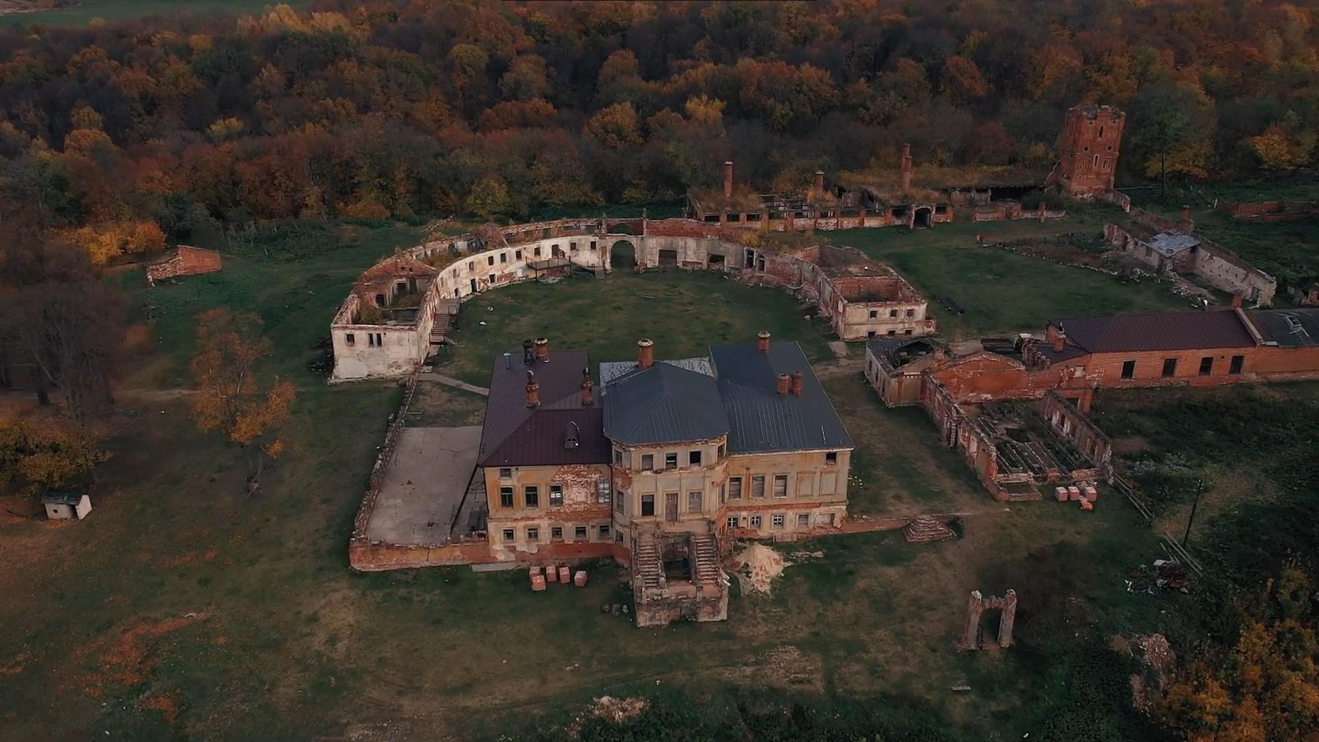 Посетить усадьбу Приклонских-Рукавишниковых в селе Подвязье Нижегородской области теперь можно онлайн