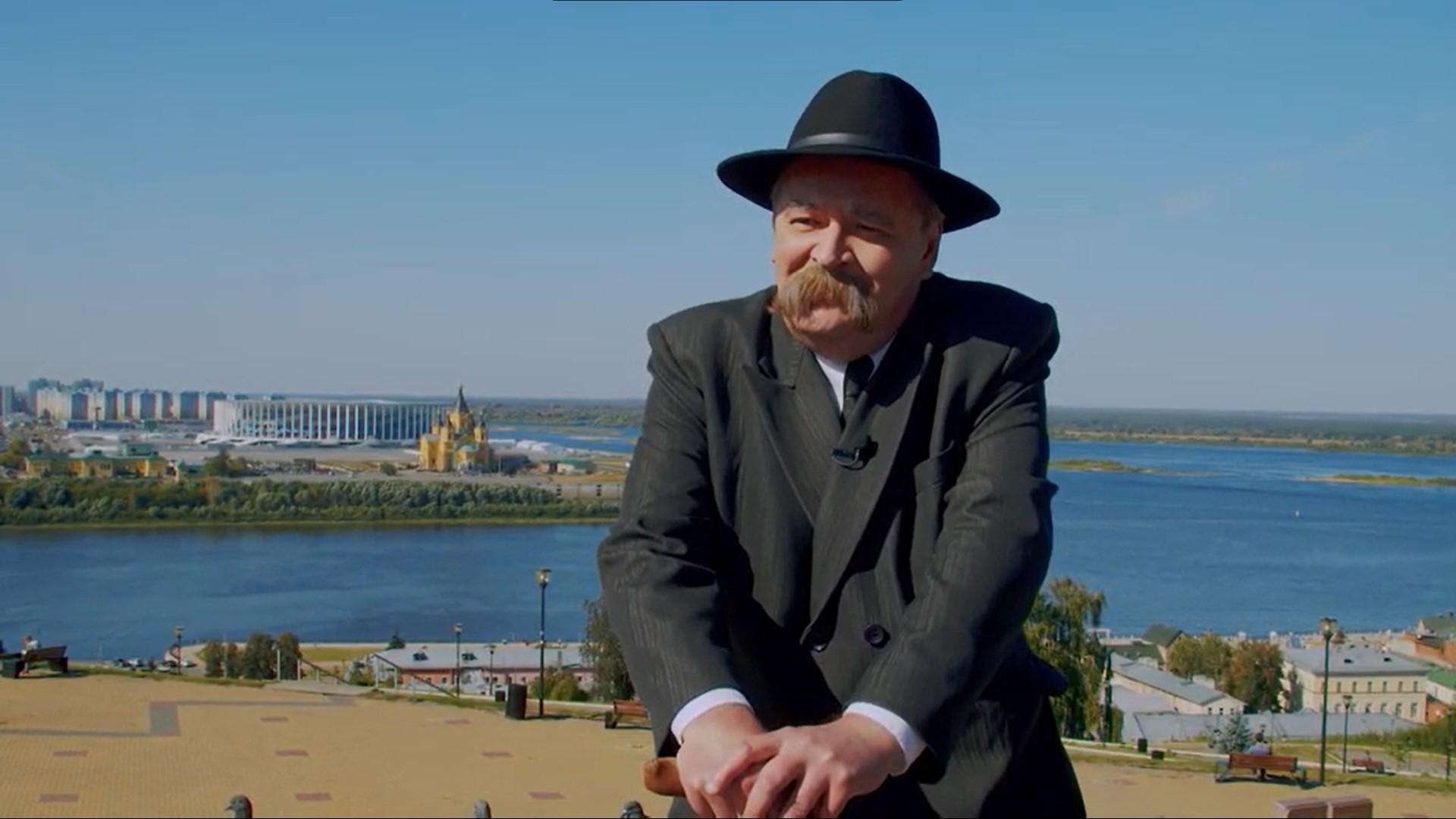 Нижегородский театр «Комедiа» опубликовал два новых выпуска онлайн-экскурсий «Горький среди нас»