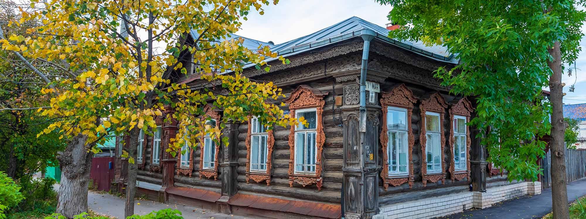 Дом Синицына