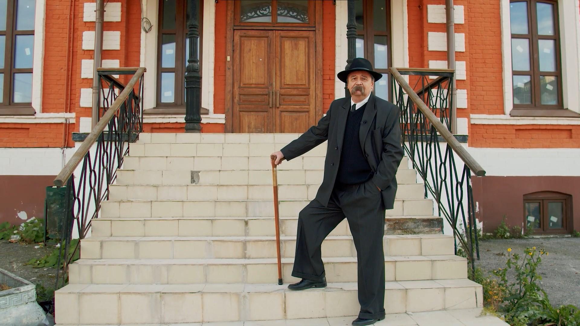 Нижегородский театр «Комедiа» опубликовал новый выпуск онлайн-экскурсии «Горький среди нас»