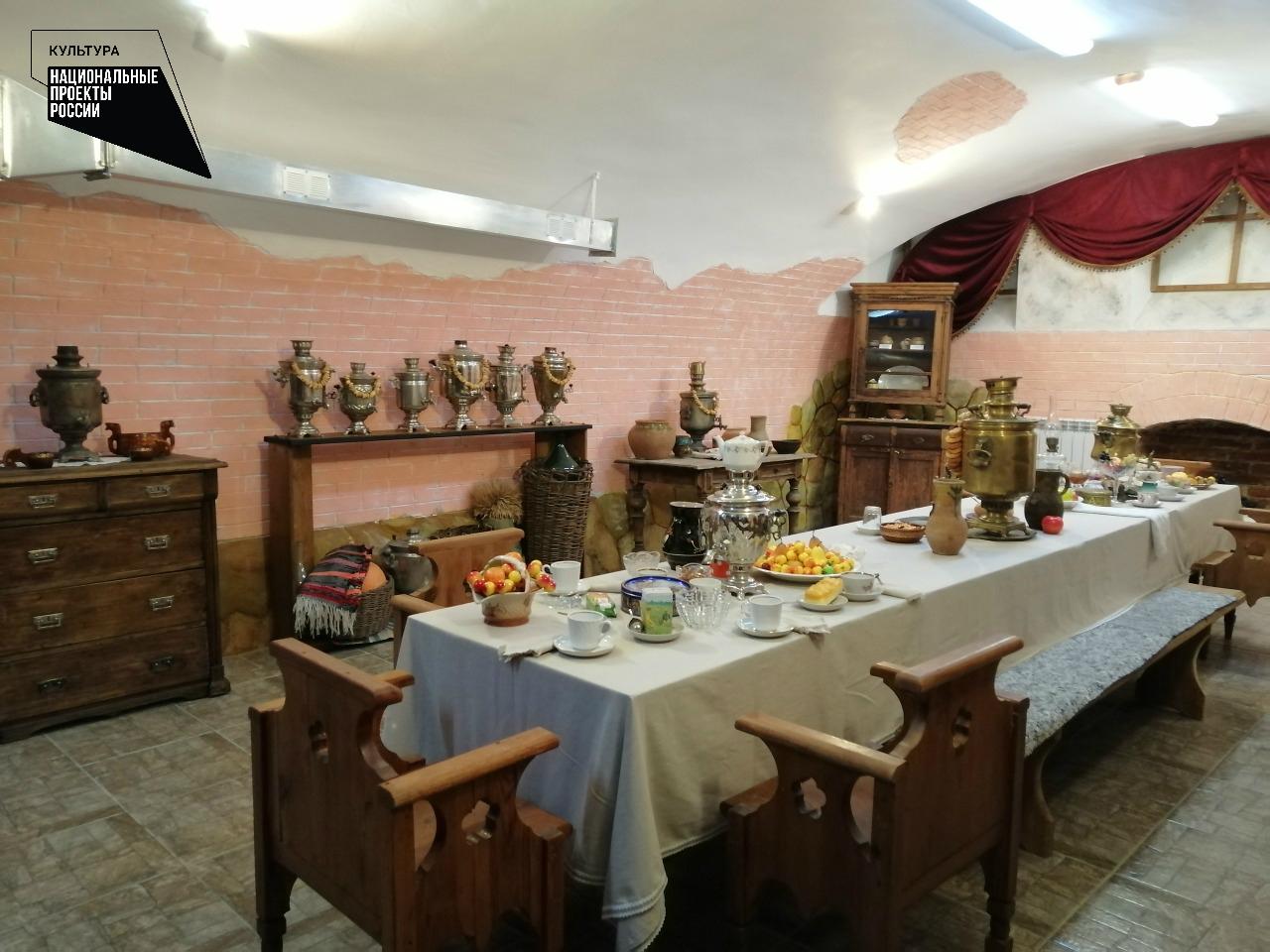 В Музейно-выставочном центре Арзамасского района открылись две новые экспозиции