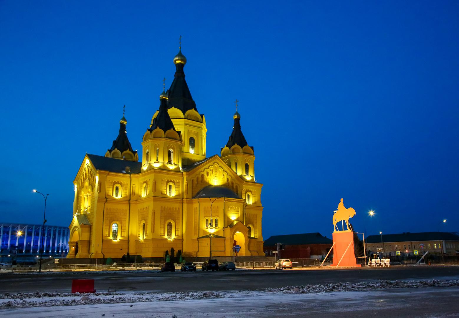 Объявлен народный сбор средств на памятник князю Александру Невскому в Нижнем Новгороде