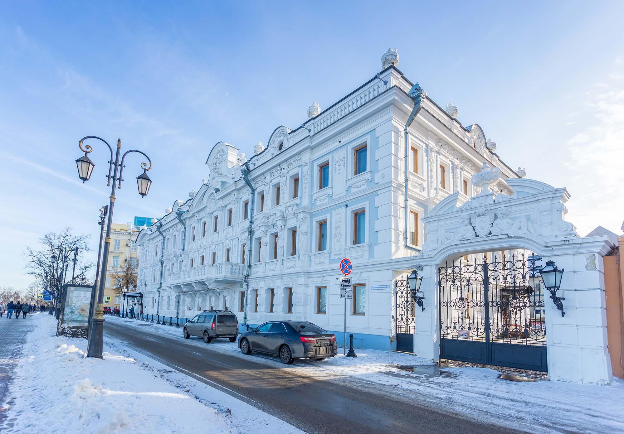 Нижегородский музей-заповедник приглашает всех желающих на новогоднюю программу