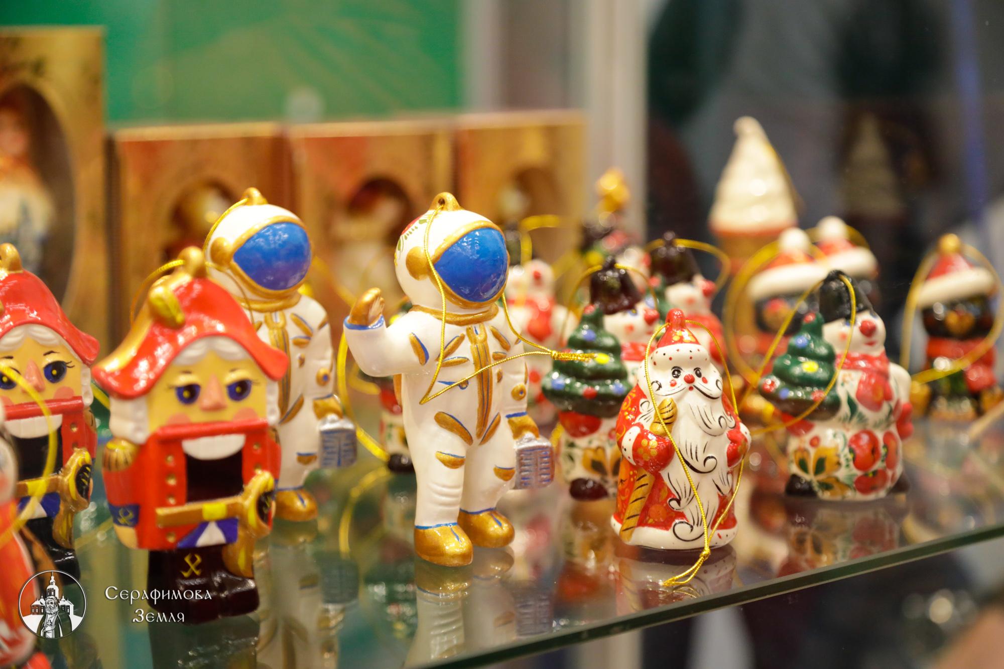 В Нижнем Новгороде проходит традиционный «Рождественский базар»