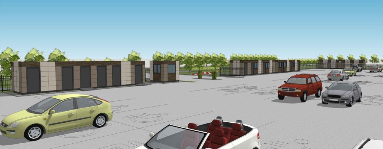 Получено разрешение на строительство перехватывающей парковки в селе Дивееве