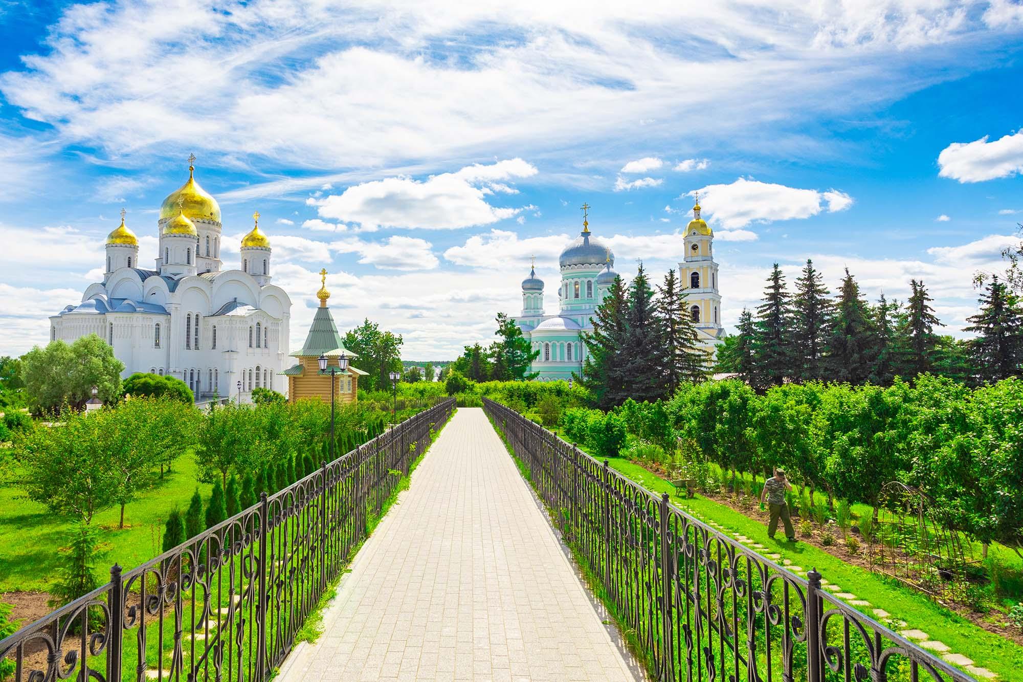 История одной даты: день обители в Дивеевском монастыре