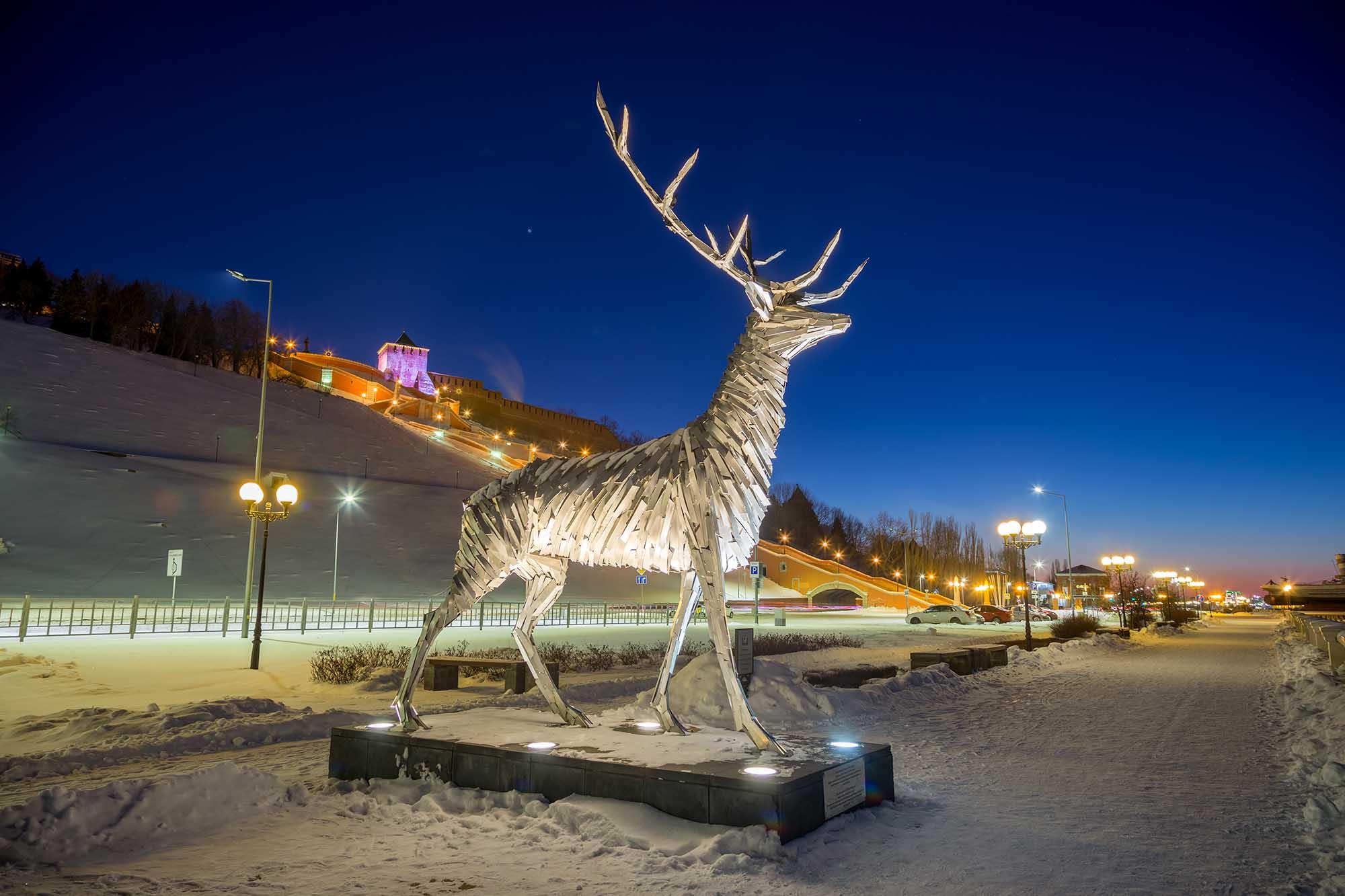 Туристический портал Russia Travel опубликовал правила посещения Нижегородской области в новогодние каникулы