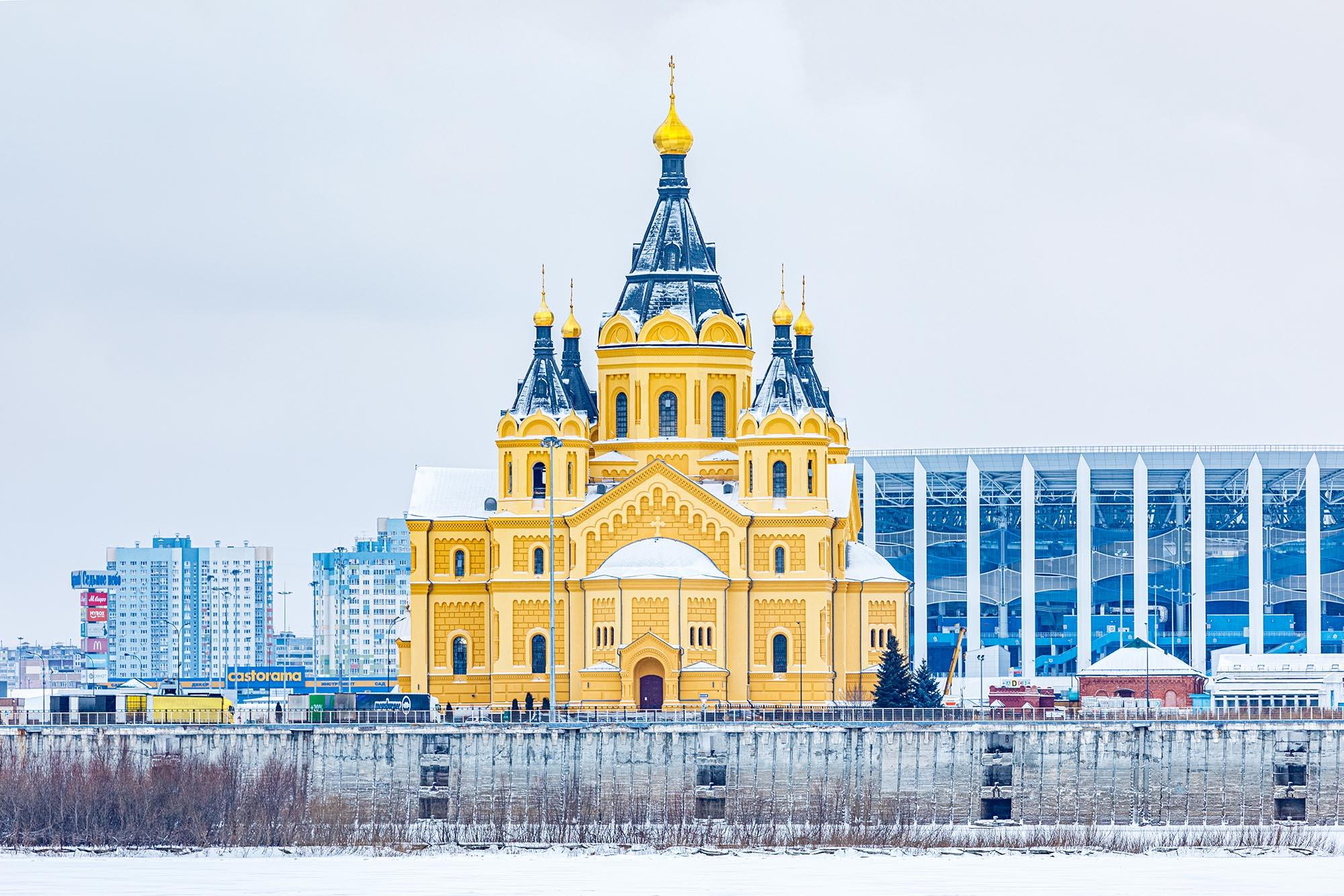 Расписание онлайн-трансляций богослужений с 4 по 10 января