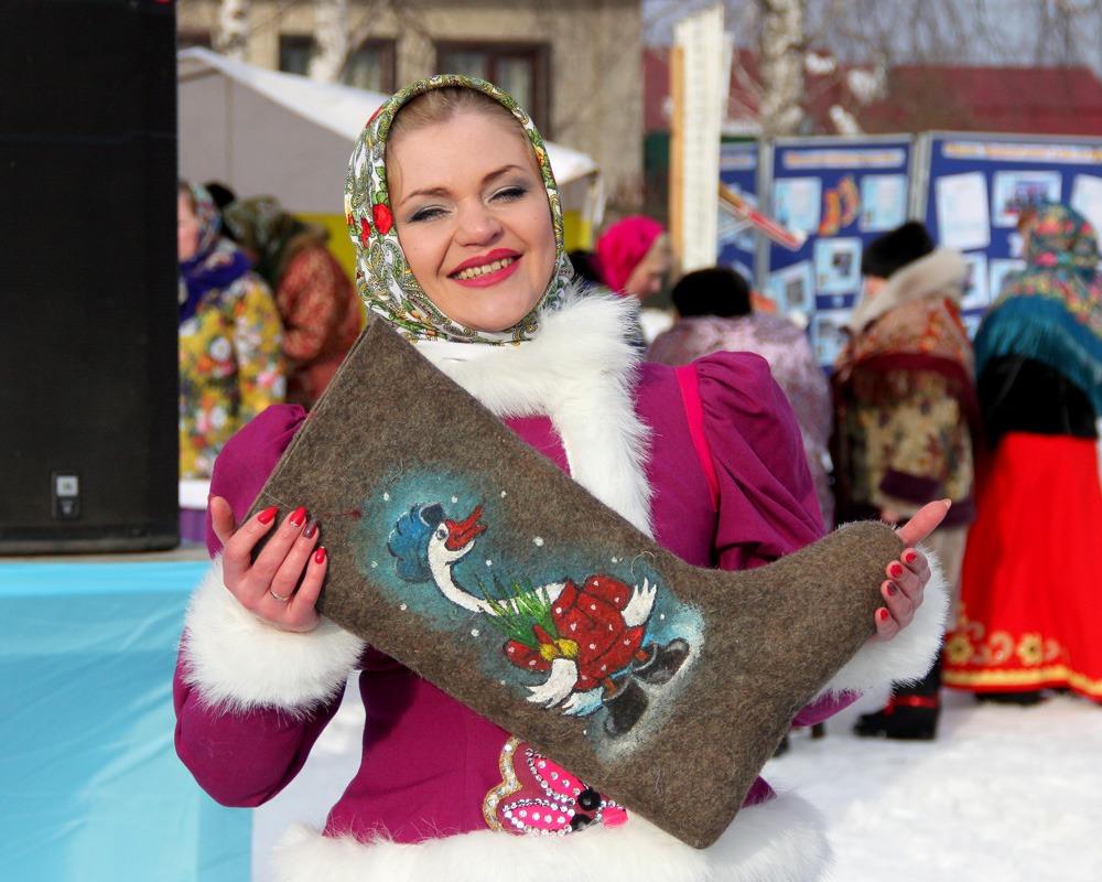 Нижегородских мастеров приглашают принять участие в творческом конкурсе «Арзамасский валенок»