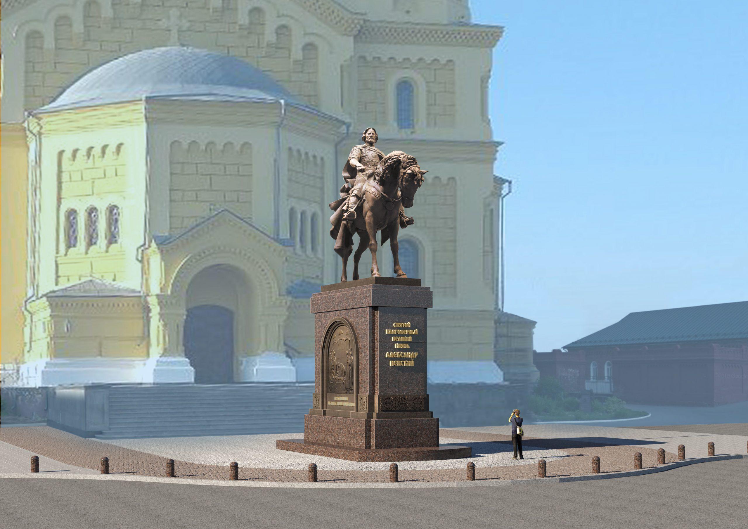 Нижегородцы могут внести свой вклад в изготовление памятника Александру Невскому в Нижнем Новгороде