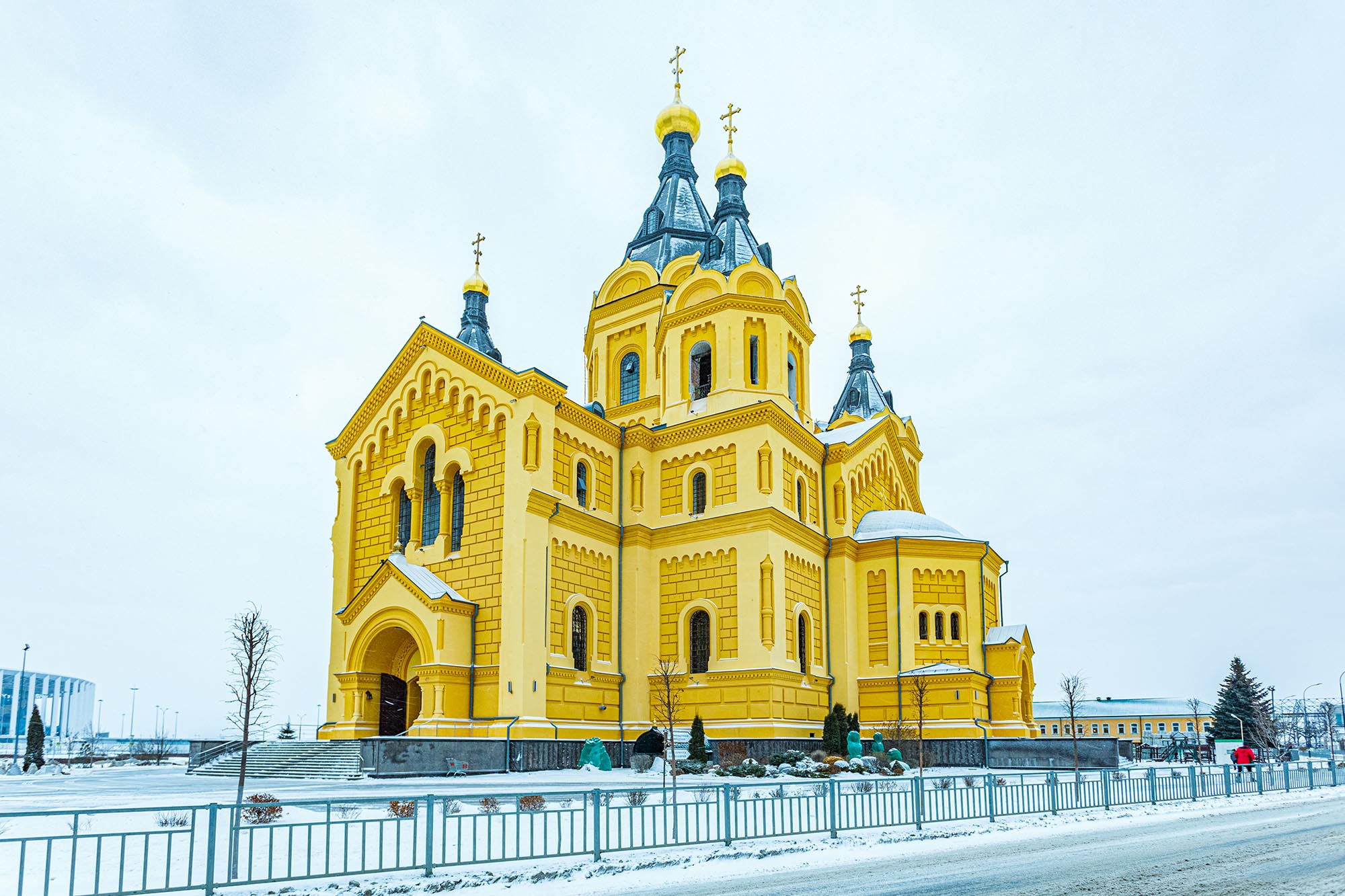 Расписание онлайн-трансляций богослужений с 18 по 24 января