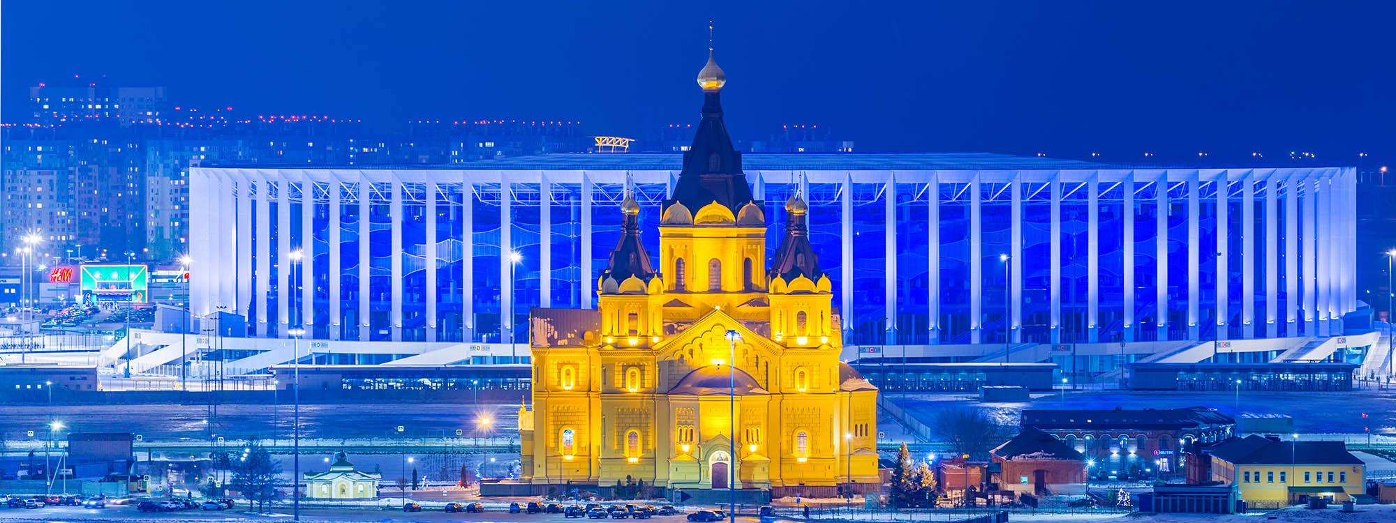 Кафедральный собор в честь святого благоверного князя Александра Невского