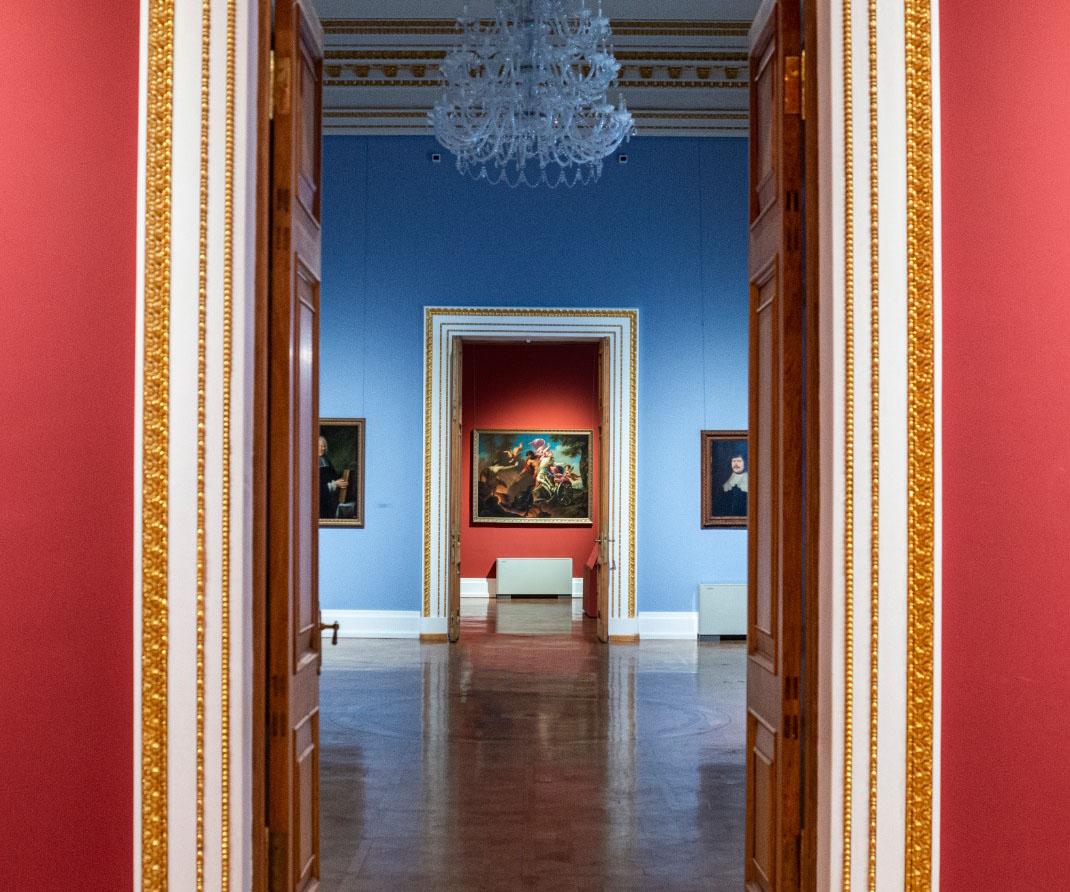 Обновленная экспозиция западноевропейского искусства открылась в Нижнем Новгороде