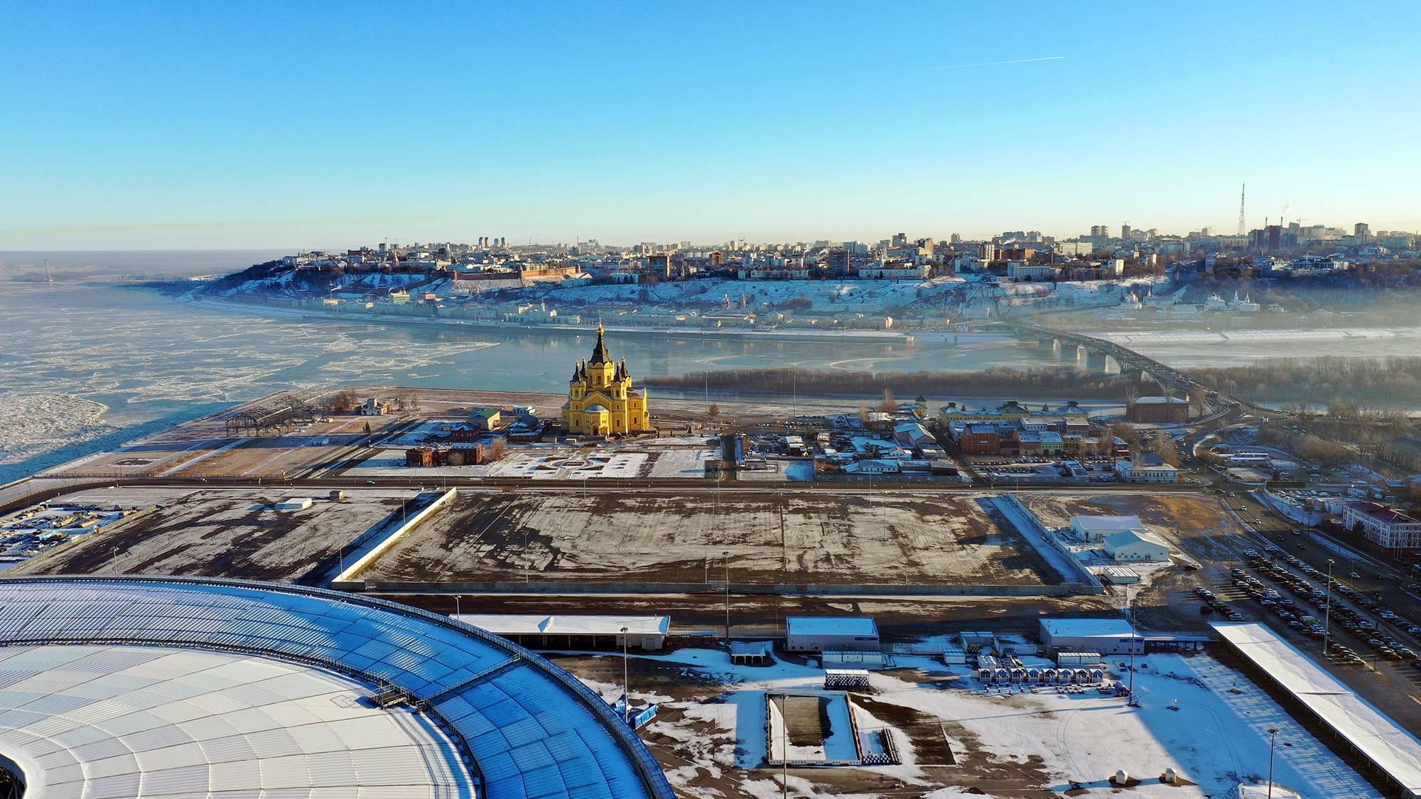 Нижний Новгород вошел в топ-20 перспективных российских городов для гостиничного бизнеса