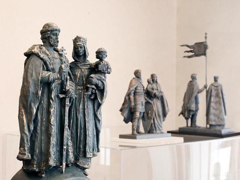 Памятник святым благоверным князю Димитрию Донскому и княгине Ефросинии появится в Нижегородском кремле в 2021 году