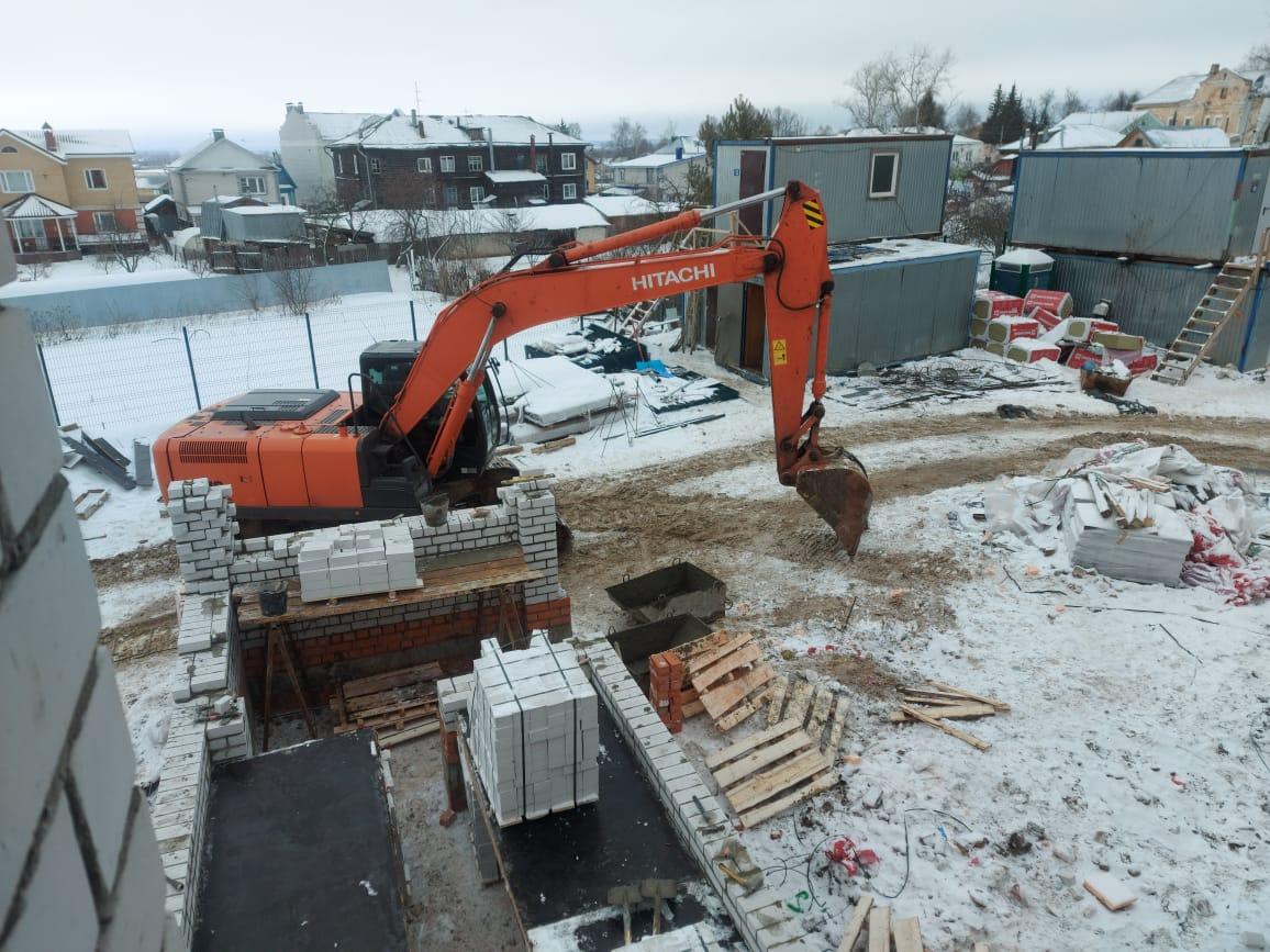 Новый двухэтажный корпус детского сада построят в Арзамасе в 2021 году