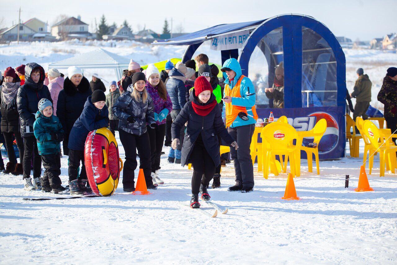 Семейный праздник «День снега» пройдет в Дивееве 27 февраля