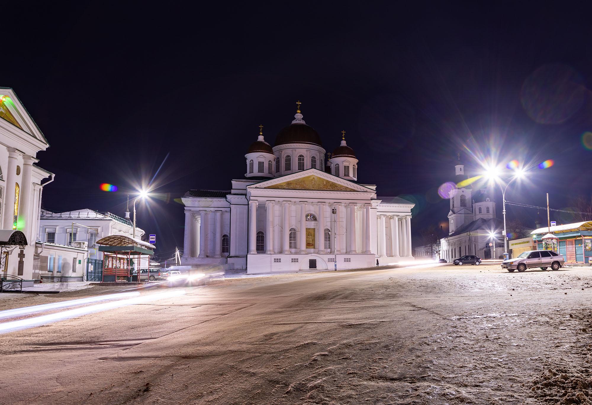 Арзамас вошел в число самых самобытных городов за пределами Золотого кольца России