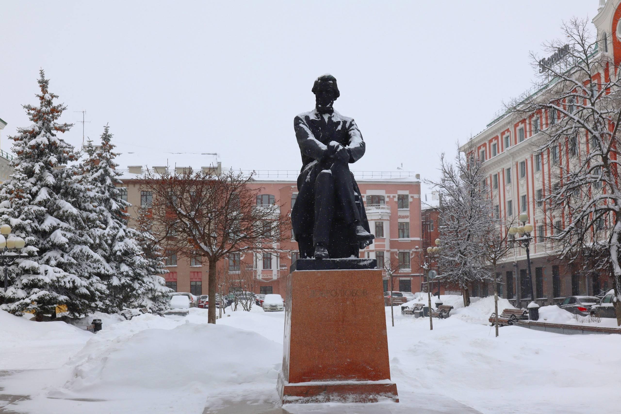 Музей Н.А. Добролюбова приглашает на экскурсии по центру Нижнего Новгорода 4 и 14 марта