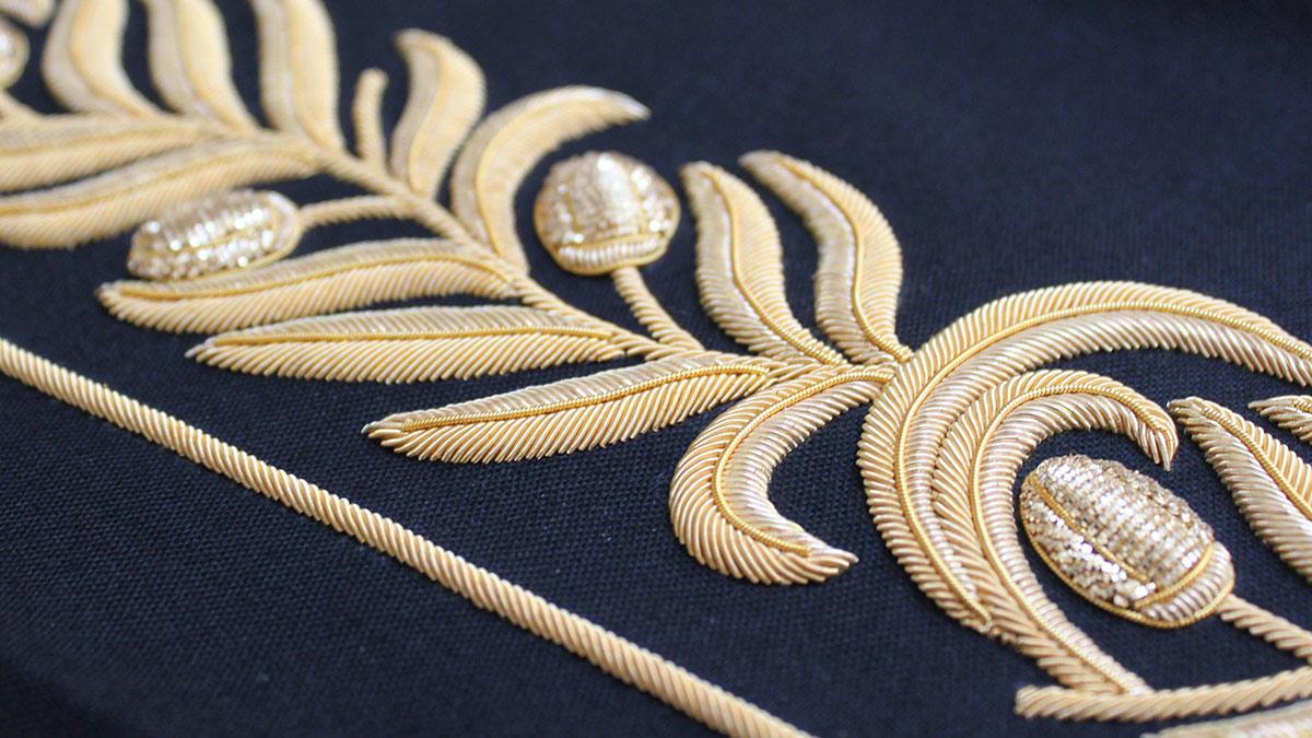 Выставка золотного шитья откроется в Нижнем Новгороде 26 февраля