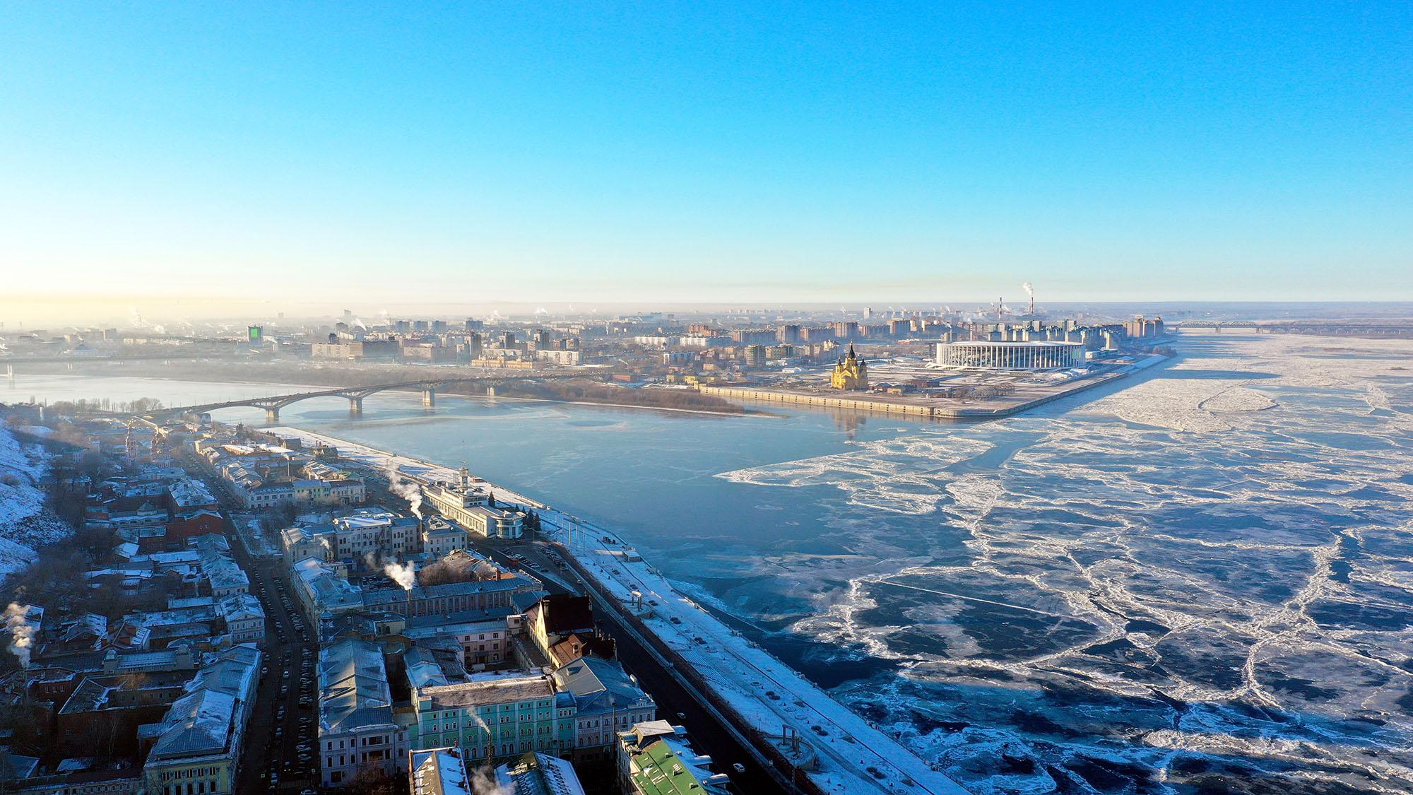 Праздничное шоу в честь 800-летия Нижнего Новгорода состоится 21 августа