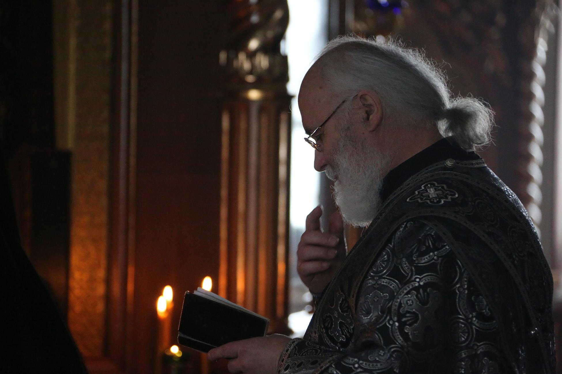 Заказать требы на Прощеное воскресенье можно на портале «Серафимова земля» 12 марта
