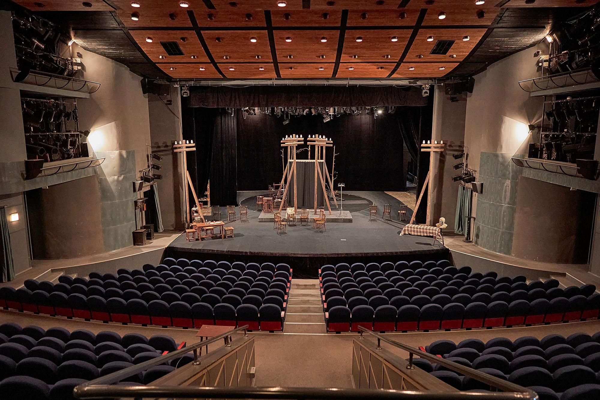 «Ночь театров» впервые пройдет на Серафимовой земле