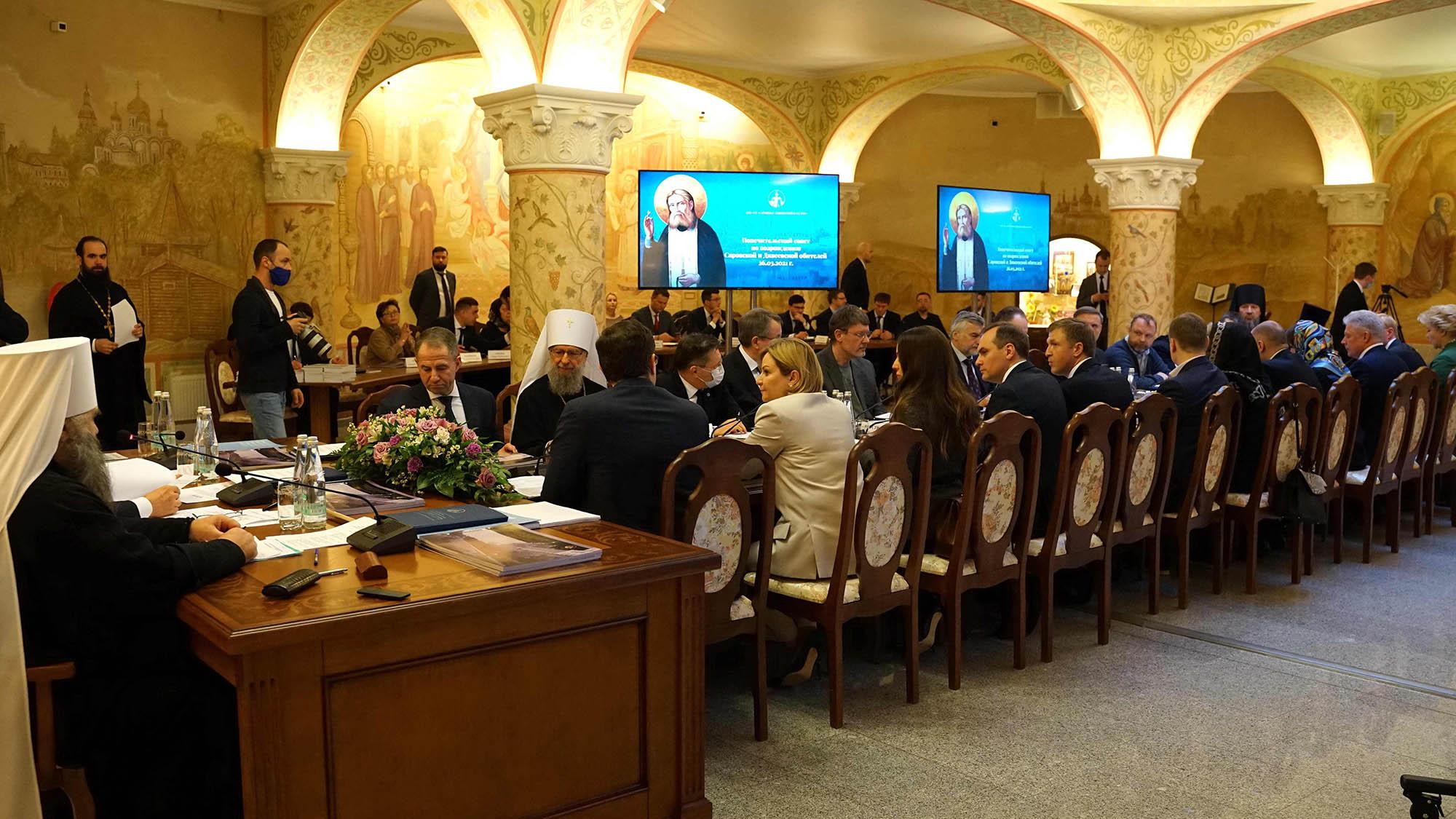 Результаты и перспективы развития программы «С именем преподобного Серафима Саровского» презентовали в Москве