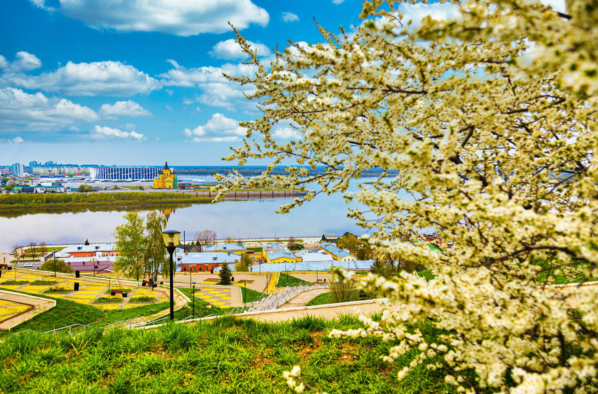 Нижний Новгород вошел в число самых популярных железнодорожных направлений по России на майские праздники