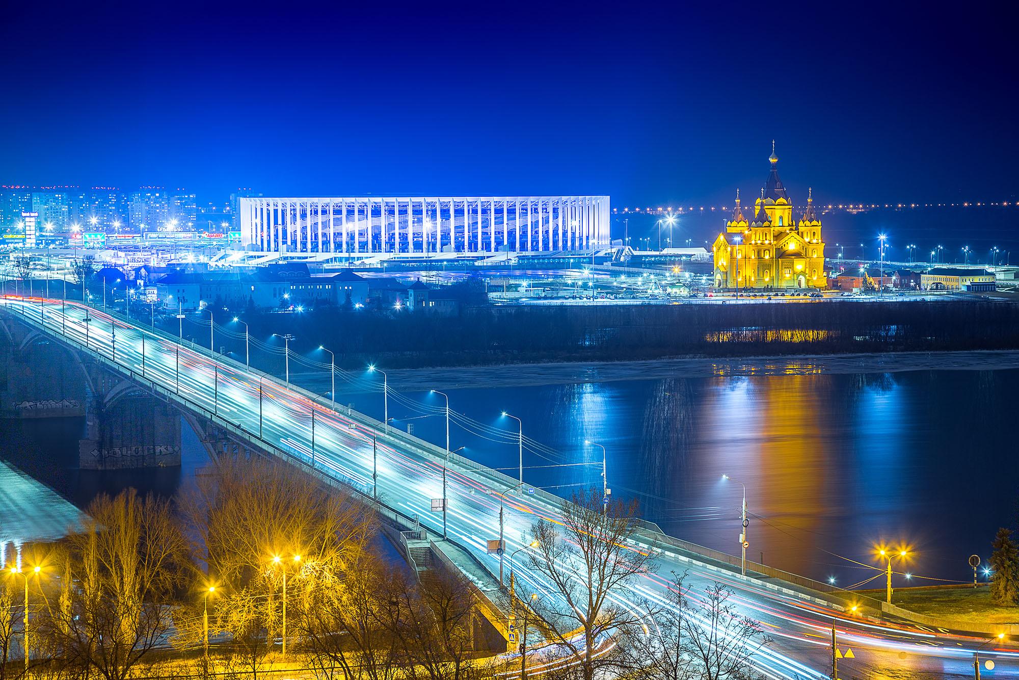 Нижегородская область присоединится к акции «Зажги синим» 2 апреля