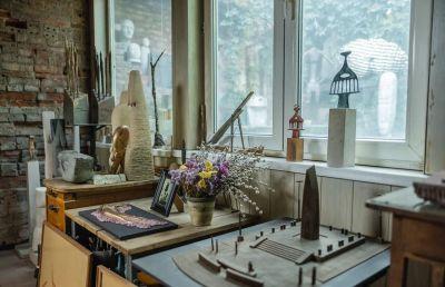 Выставка московского скульптора Бориса Черствого откроется в Нижегородском художественном музее 3 апреля
