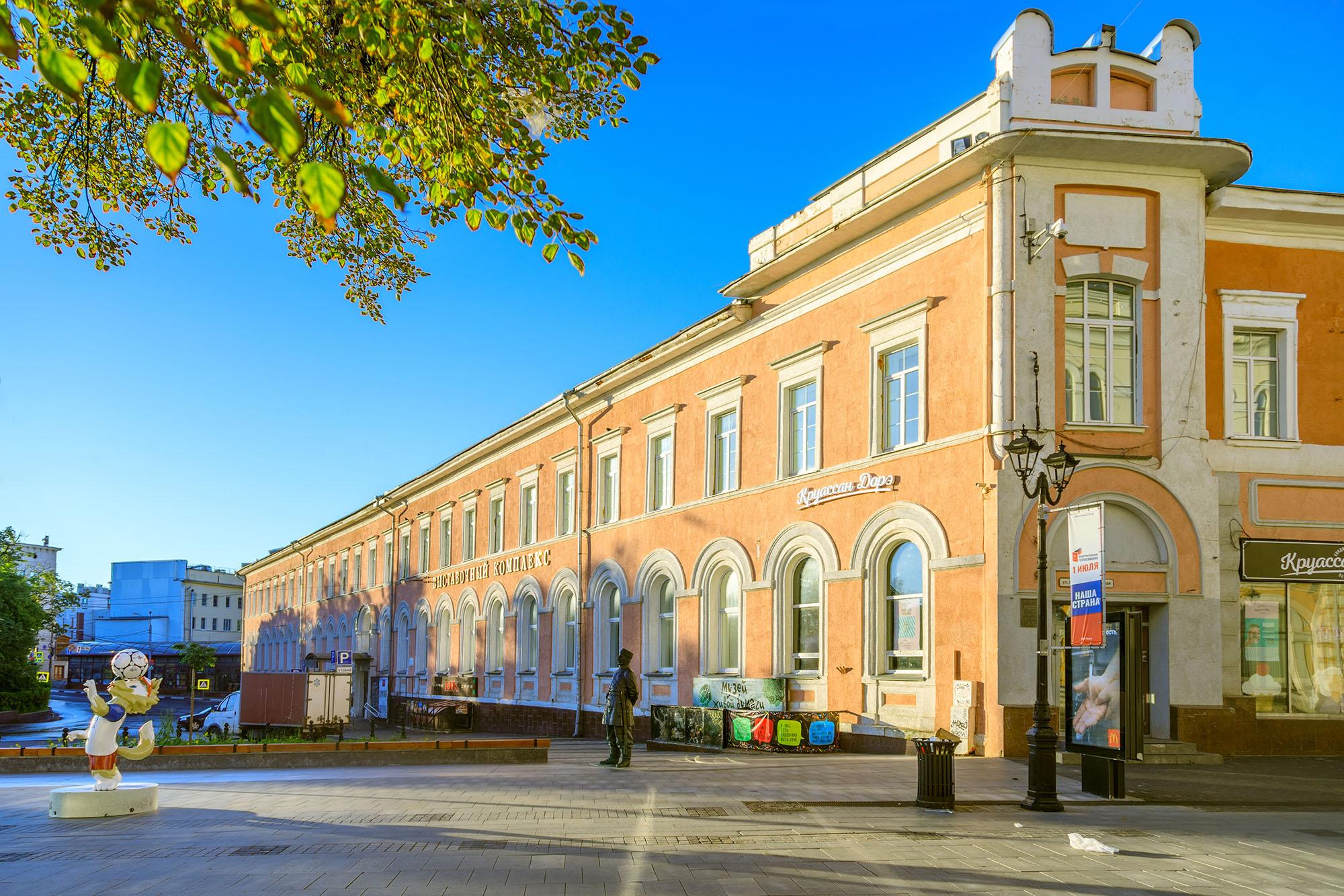 Выставка, посвященная Александру Невскому, открылась в Нижнем Новгороде