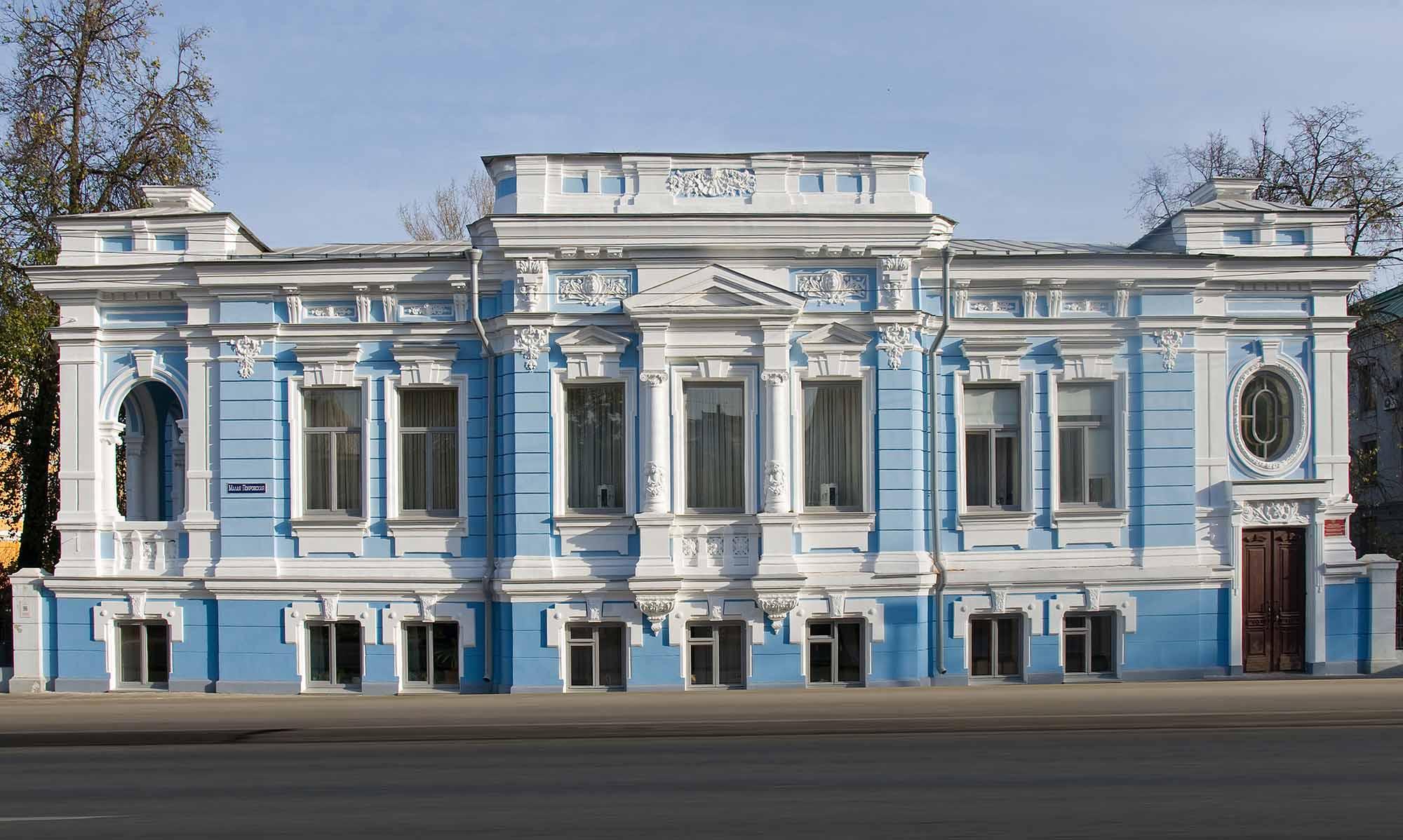 В Нижнем Новгороде запускают экскурсии по дому купца Иконникова