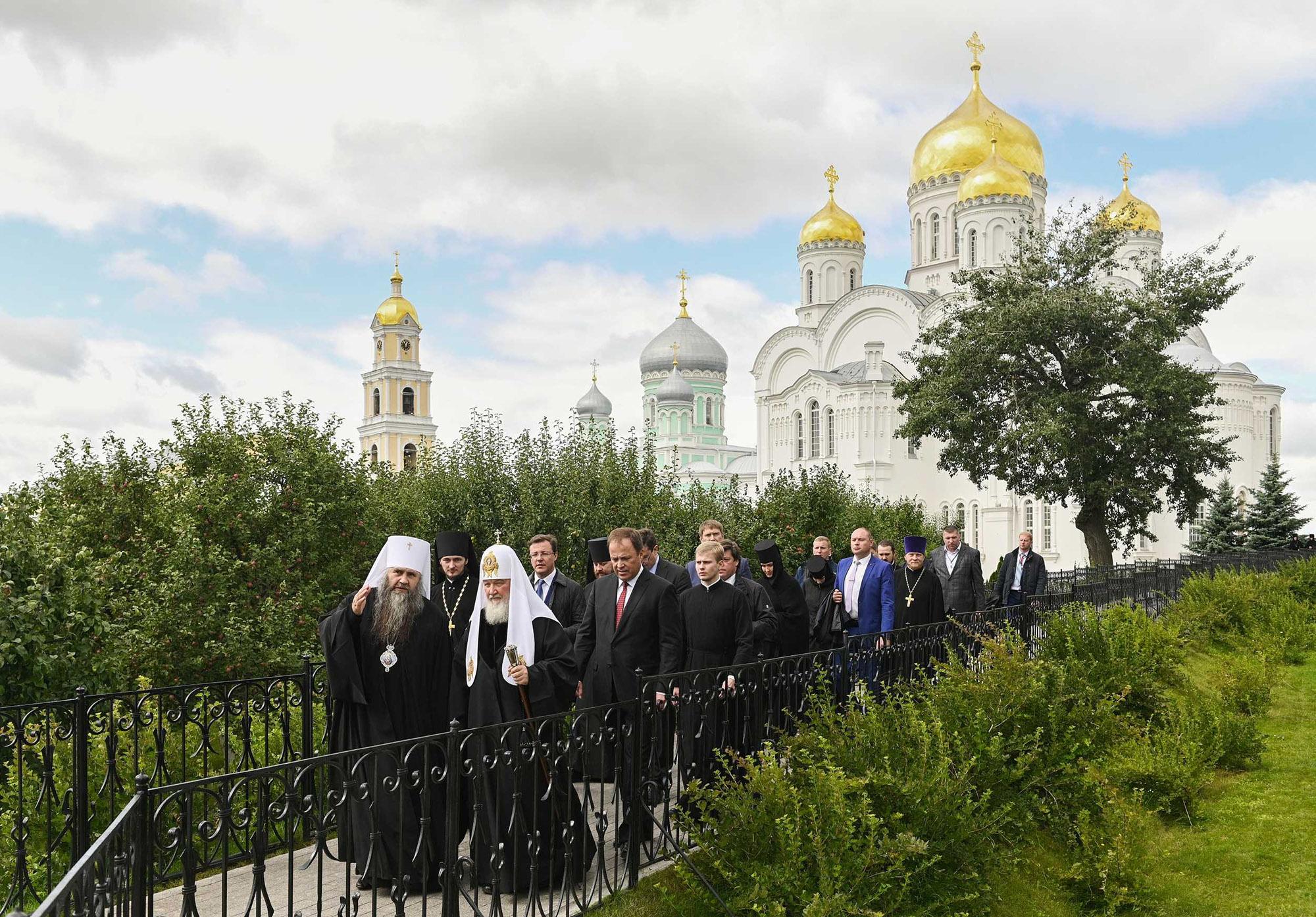Патриарх Кирилл посетит Нижегородскую епархию с 30 июля по 1 августа