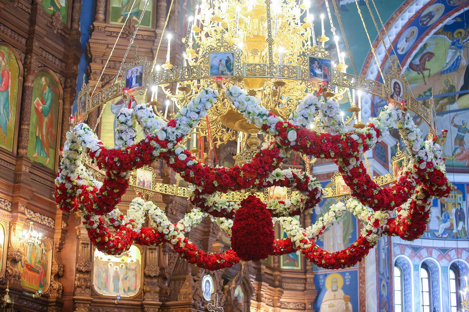 Подать записки о здравии к празднику Светлой Пасхи можно на сайте «Серафимова земля» 30 апреля