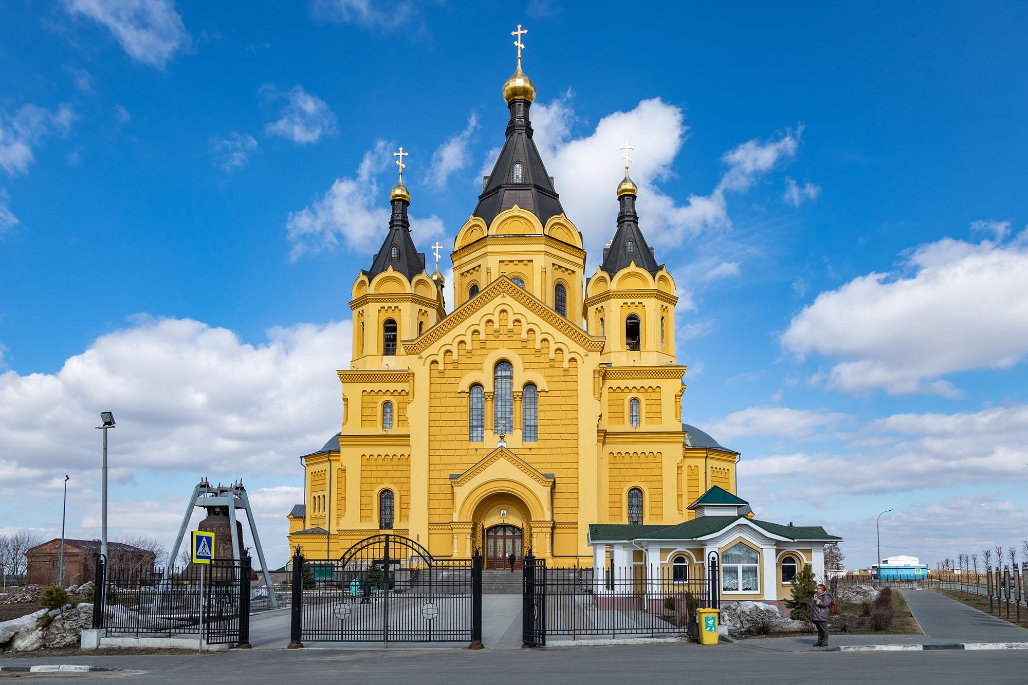 Расписание онлайн-трансляций богослужений с 3 по 9 мая