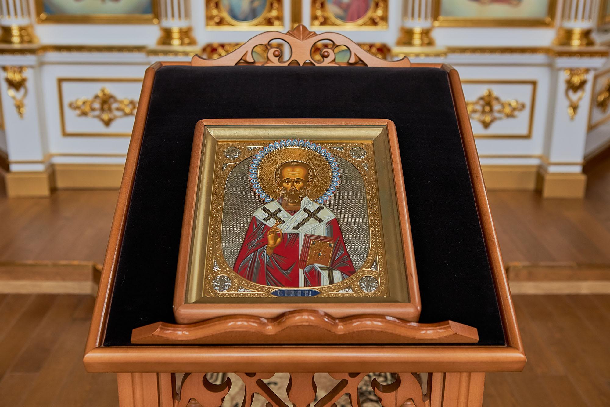 Подать записки к празднику святителя Николая Чудотворца можно на сайте «Серафимова земля» 20 мая