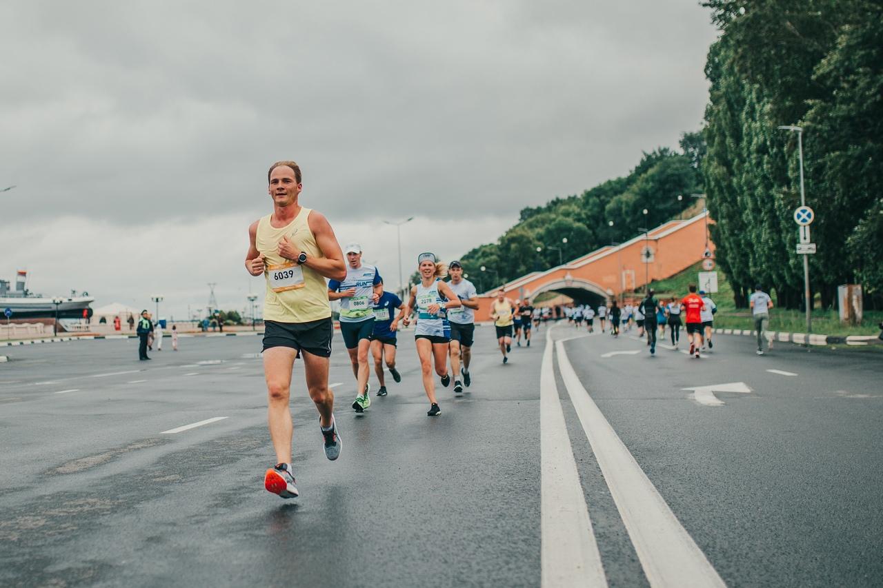 Полумарафон «Беги, герой» состоится 30 мая в Нижнем Новгороде