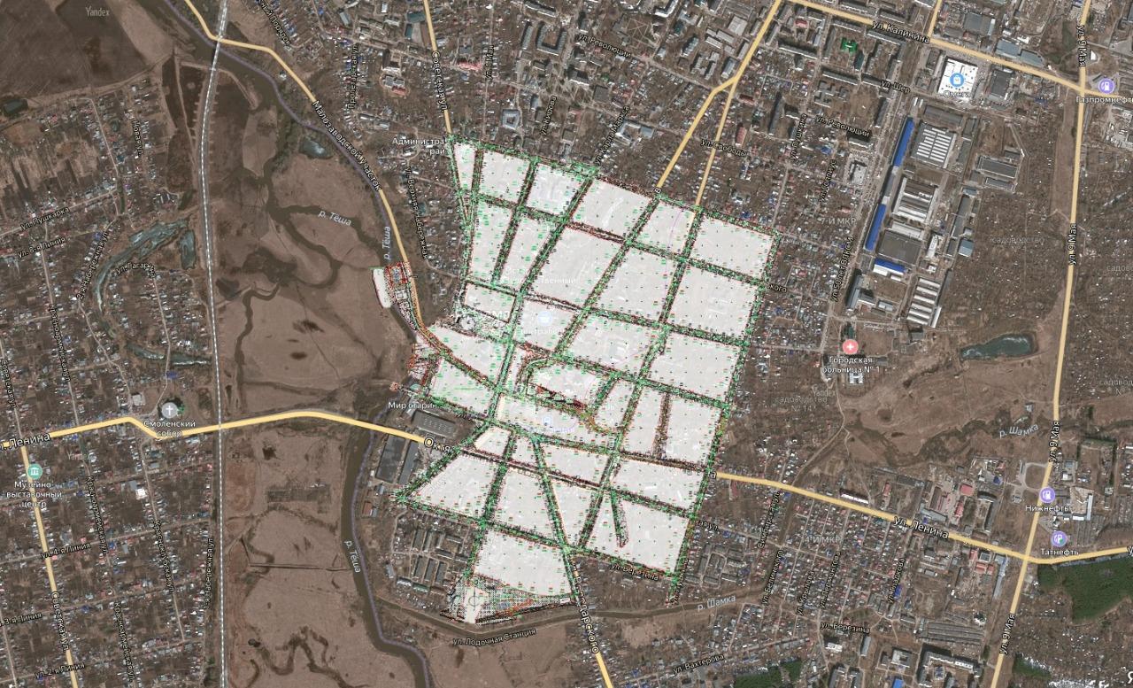 Проект строительства ливневой канализации в Арзамасе получил положительное заключение экспертизы