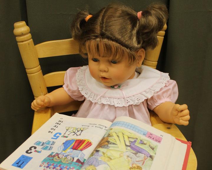 Выставка кукол открылась в Арзамасе