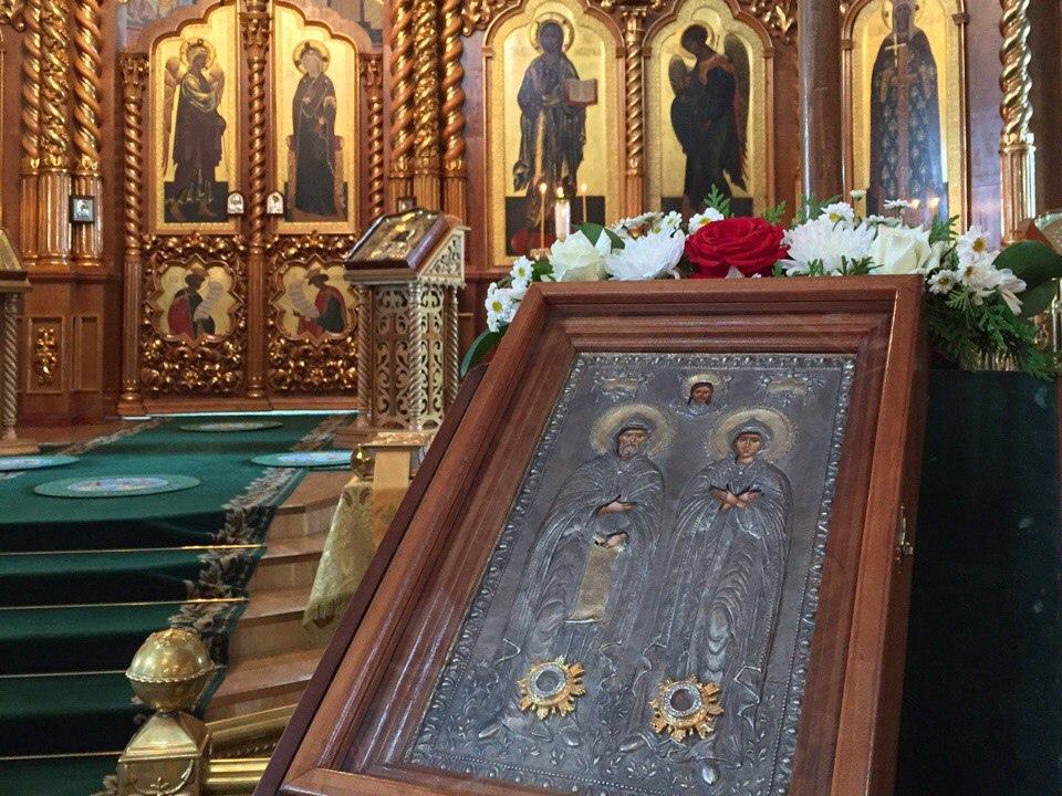 Требы на день памяти святых Петра и Февронии Муромских можно заказать дистанционно 6 июля