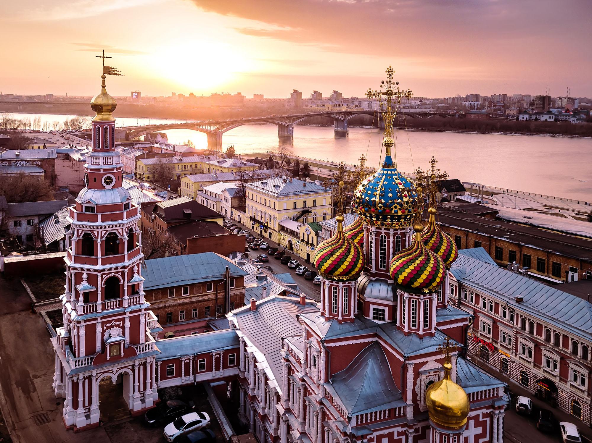 Нижегородская область участвует в онлайн-голосовании журнала National Geographic Traveler
