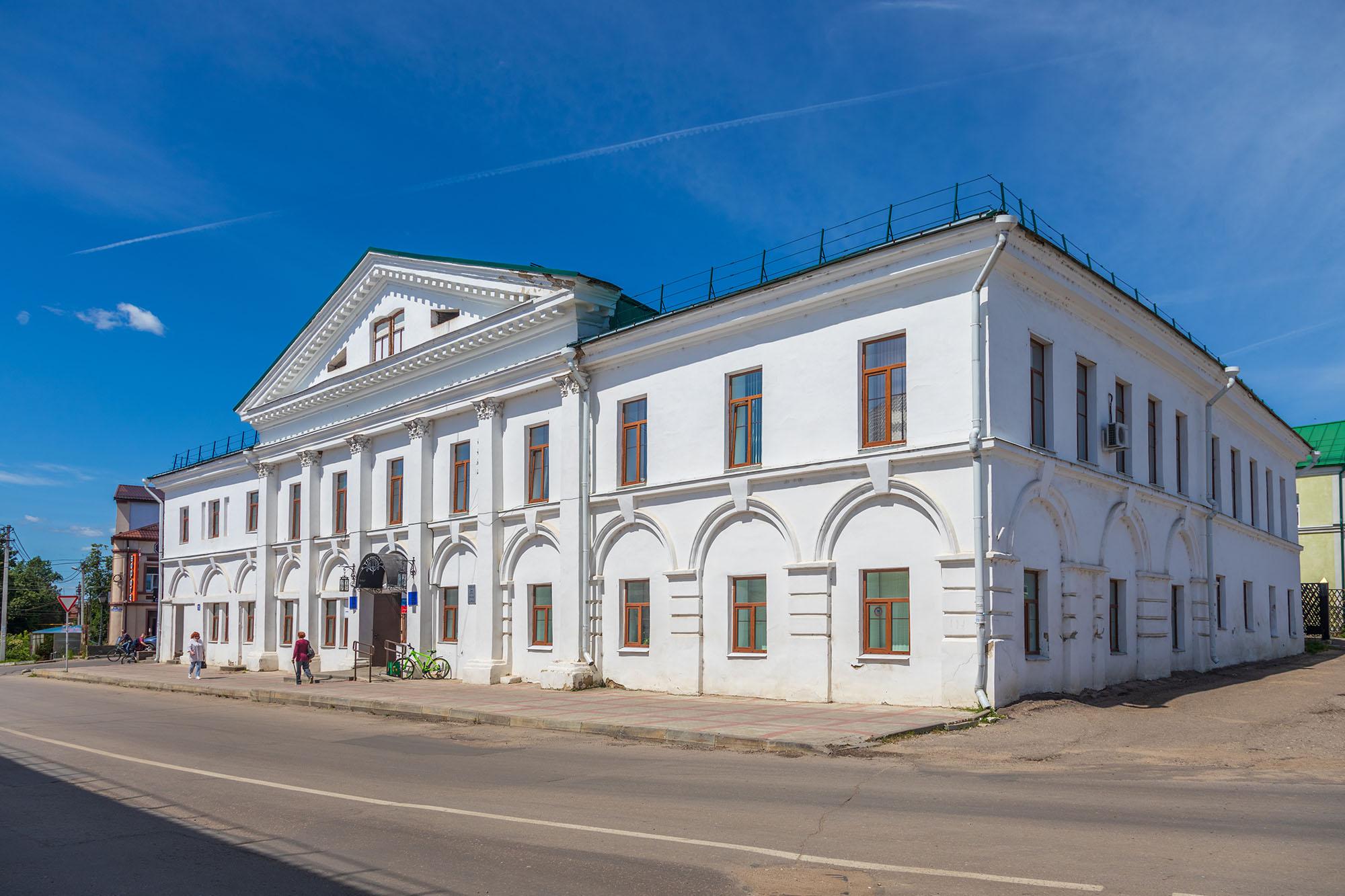 Реконструкцию Арзамасского музыкального колледжа планируется закончить до декабря 2022 года
