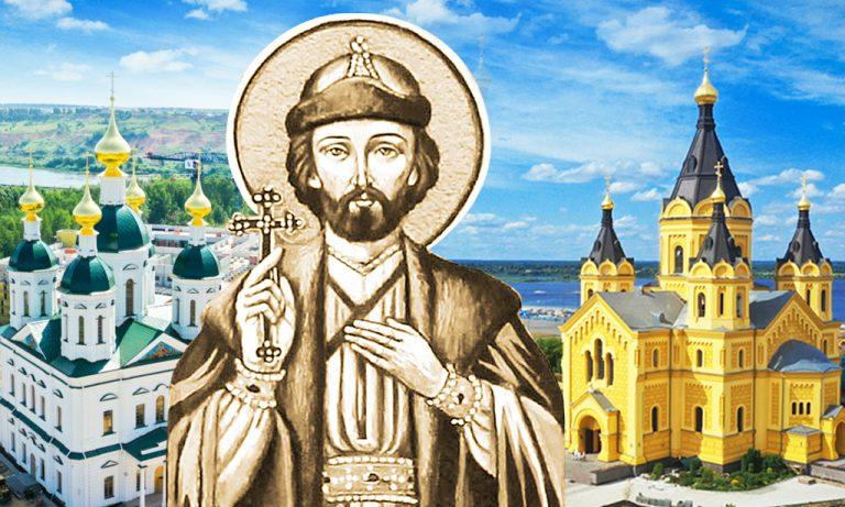 Мощи святого благоверного князя Георгия Всеволодовича впервые прибудут в Нижний Новгород