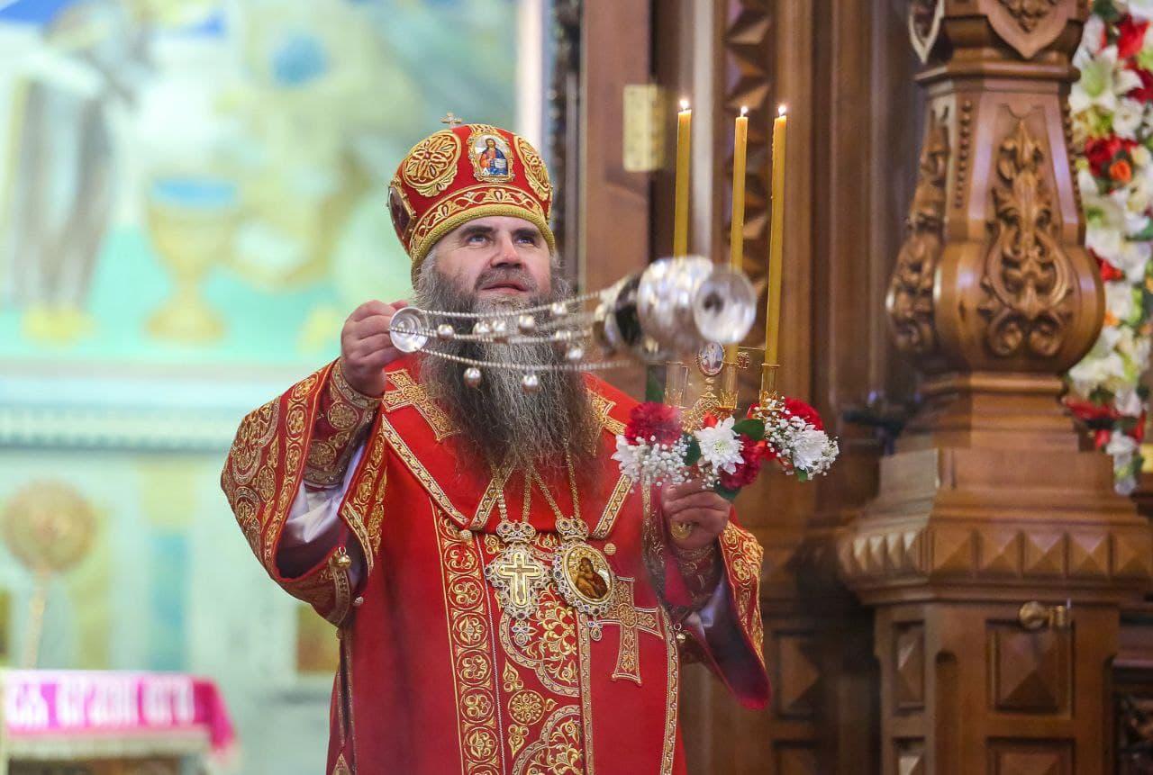 Митрополит Нижегородский и Арзамасский Георгий 14 августа празднует день рождения
