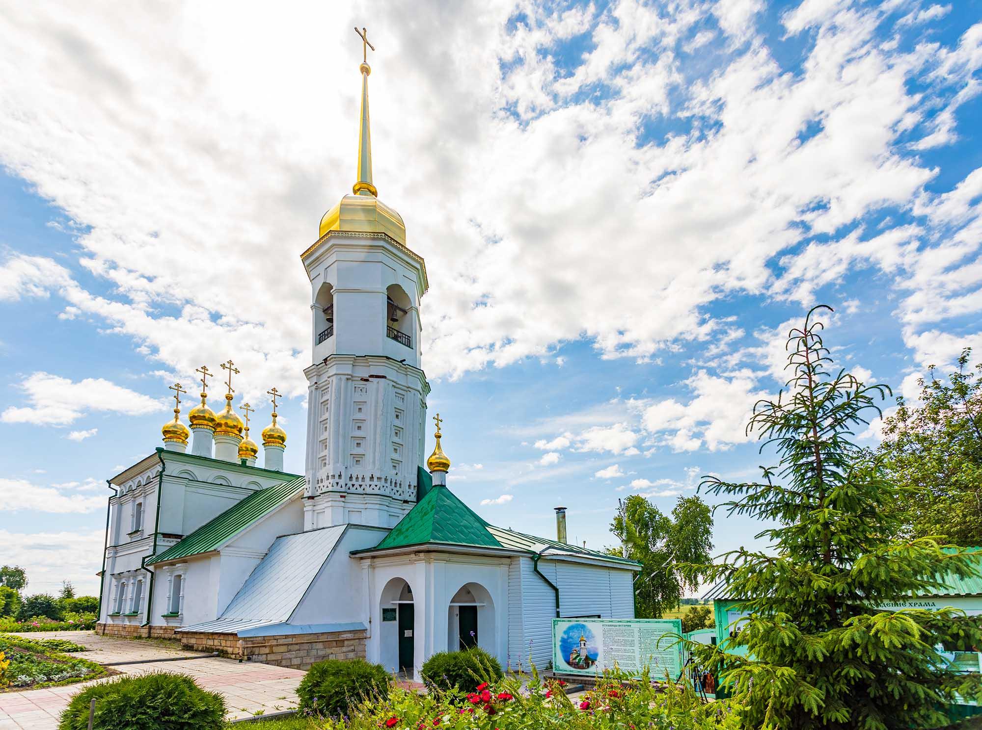 Церковь Иоанна Богослова в Арзамасе включили в единый государственный реестр ОКН