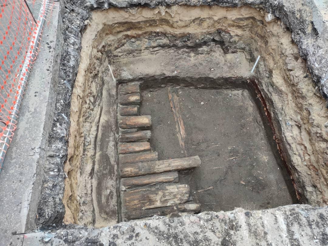 раскопки в Арзамасе